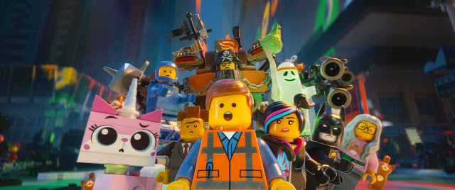lego movie group shot