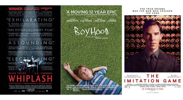 Whiplash Boyhood Imitation Game Malaysia posters