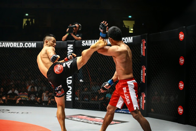 one fc 25 age of champions kl ev ting cary bullos