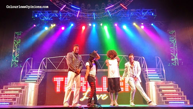 Thriller Live Malaysia 2015