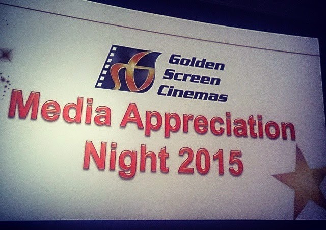GSC Media Appreciation Night 2015