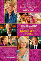 Second Best Exotic Marigold Hotel 2 poster malaysia