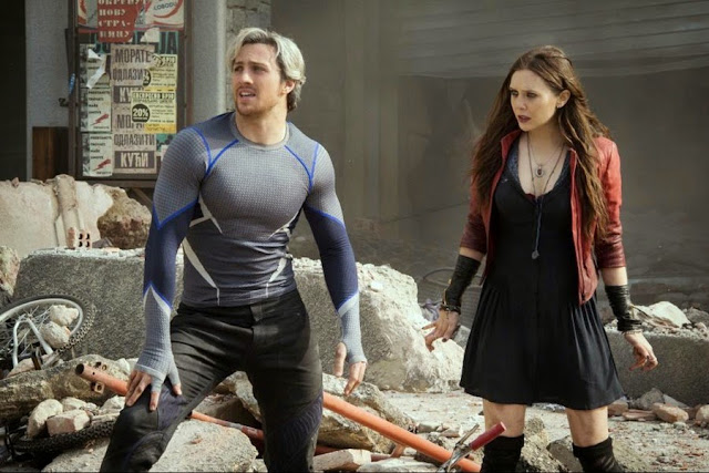 avengers 2 age of ultron still quicksilver scarlet witch