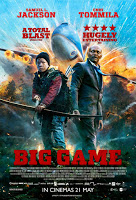 Big Game 2015 movie poster tgv malaysia