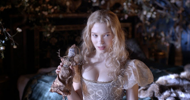Léa Seydoux La Belle et La Bete Beauty and the Beast 2014 still