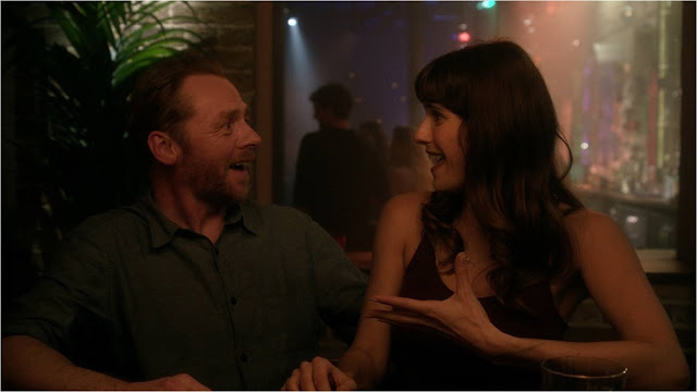 Man Up 2015 movie still gsc simon pegg lake bell bar