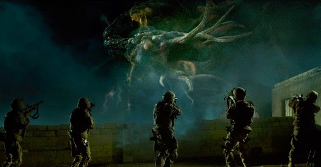 Monsters Dark Continent still