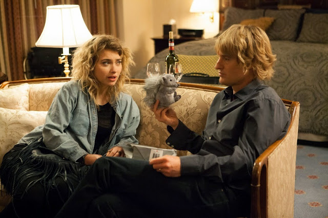 She's Funny That Way still imogen poots owen wilson squirrel