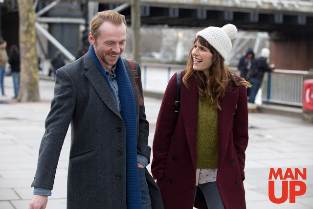 Simon Pegg Lake Bell Man Up 2015 movie still gsc