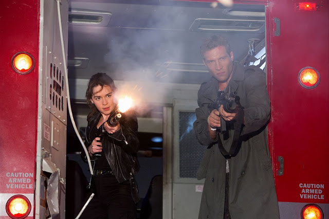 terminator genisys still emilia clarke jai courtney