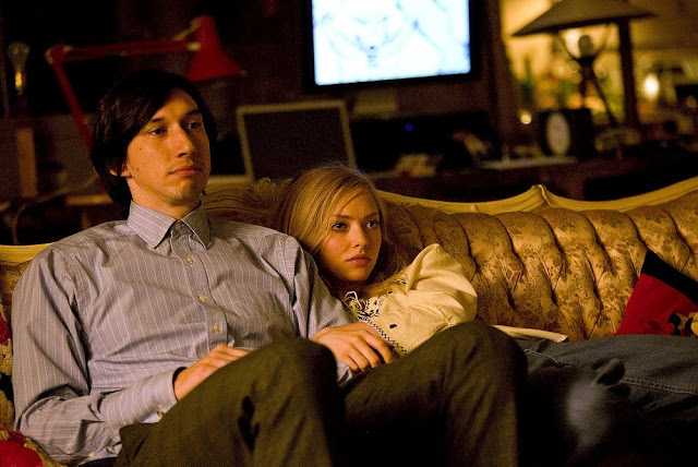 While we're young adam driver amanda seyfried