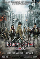 Attack on Titan poster malaysia gsc