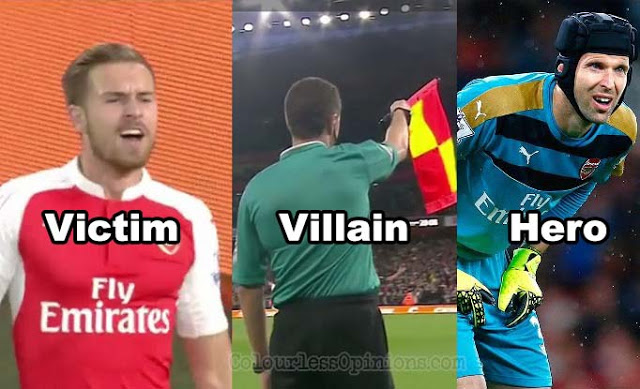 arsenal liverpool 2015 meme