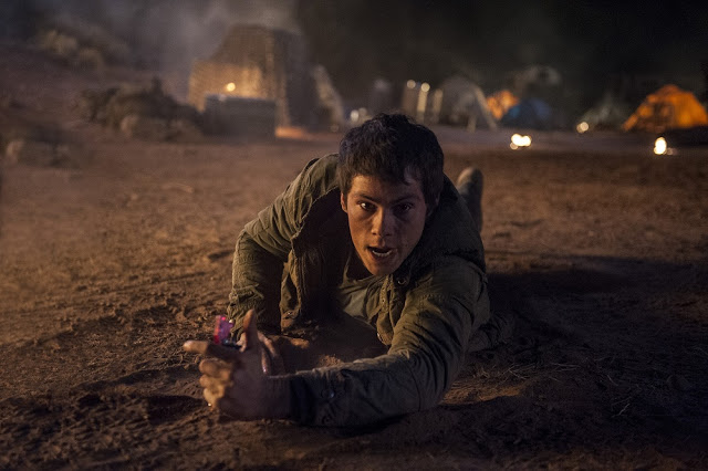 dylan o'brien scorch trials still