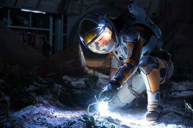 martian 2015 movie still plant matt damon