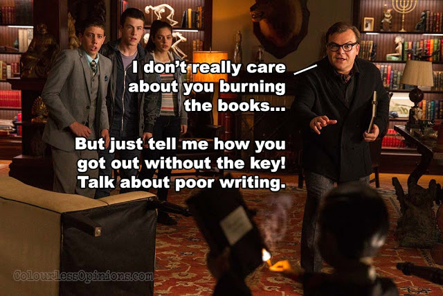 goosebumps 2015 movie meme