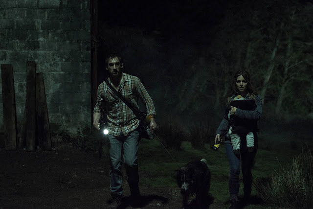 Joseph Mawle Bojana Novakovic the hallow 2015 movie still