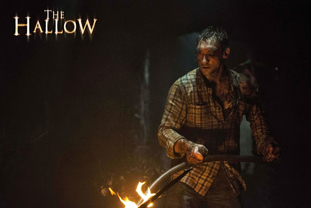 Joseph Mawle hallow the woods movie still