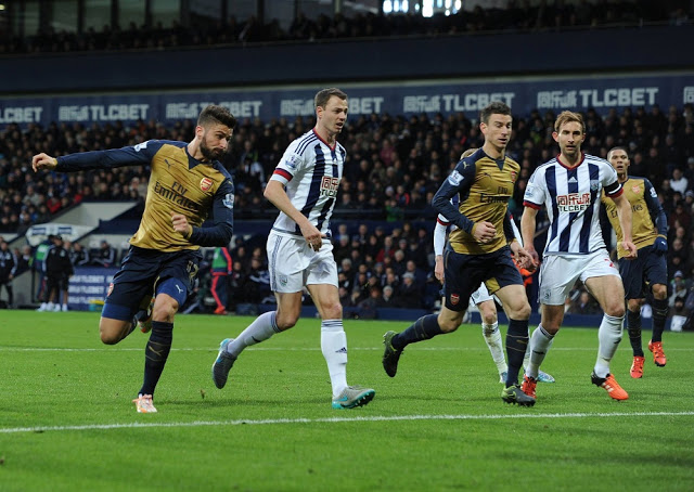 giroud west brom arsenal 2015