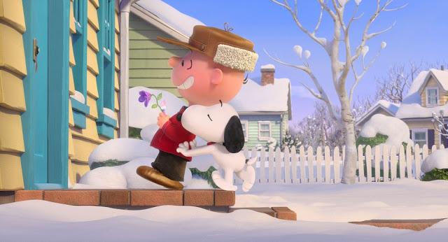 charlie brown snoopy peanuts movie