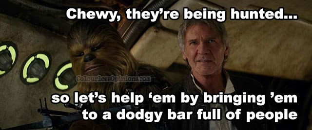 star wars 7 force awakens meme han solo