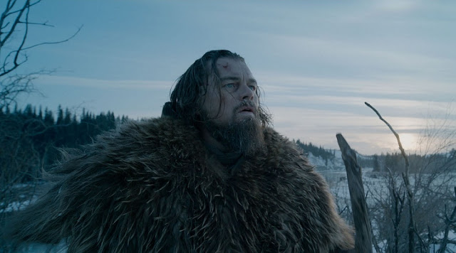 leonardo dicaprio hugh glass revenant still