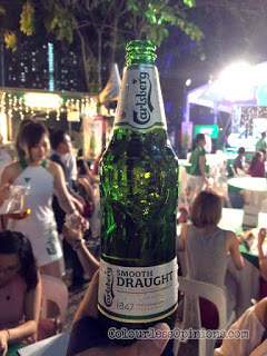 Carlsberg Smooth Draught bottle