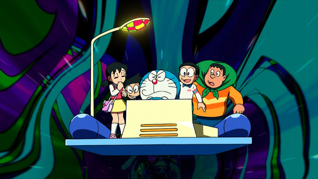 Doraemon 2016 time travel