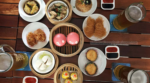 dim sum & co with beer publika kl