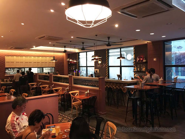Dim Sum & Co. Publika KL Malaysia outlet interior