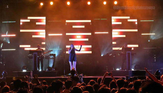 chvrches live in malaysia tiger jams centerstage 2016