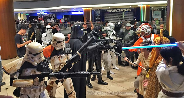 star wars cosplayers face off go rogue malaysia