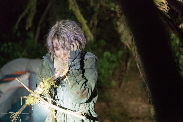 valorie curry Blair Witch 2016 the woods movie still