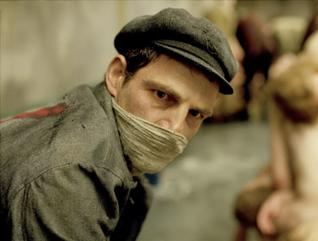 son of saul fia movie still