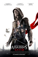 assassin's creed movie poster malaysia