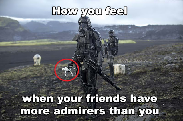death trooper stormtrooper toy meme rogue one