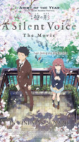 silent voice movie poster malaysia