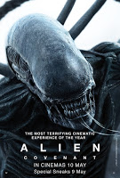 Alien Covenant movie poster malaysia