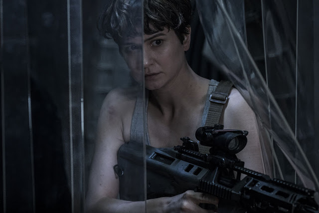 Katherine Waterston daniels alien covenant