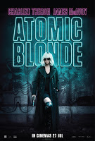 Atomic Blonde movie poster malaysia