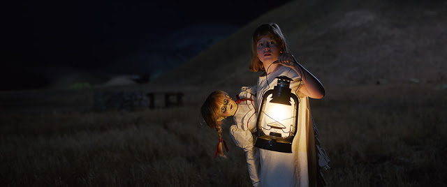 Lulu Wilson annabelle 2 creation still