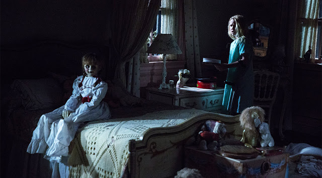 Talitha Bateman annabelle 2 creation still
