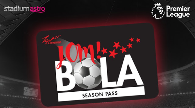 tgv jom bola season pass card