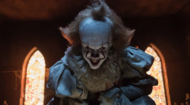 it pennywise clown 2017