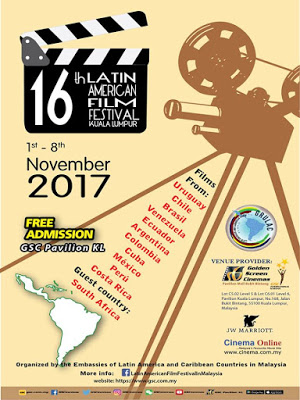 laff17 malaysia official poster
