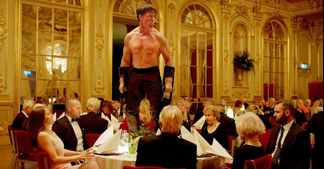 terry notary ape man oleg the square movie still
