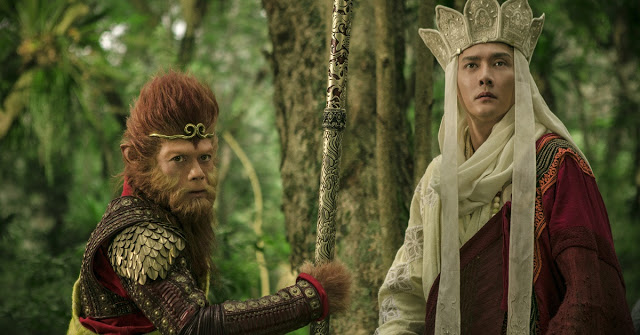 monkey king 3 movie still aaron kwok