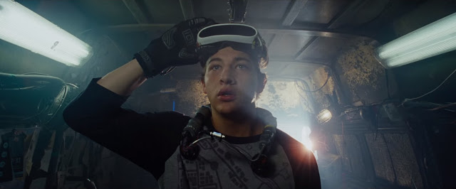 tye sheridan ready player one still