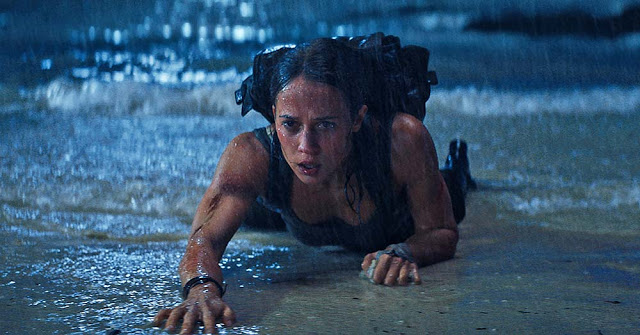 vikander lara croft tomb raider 2018 movie still