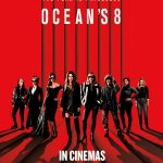 ocean's 8 movie poster malaysia